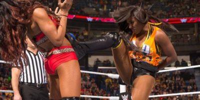 Naomi es pareja de Jimmy Uso Foto:WWE