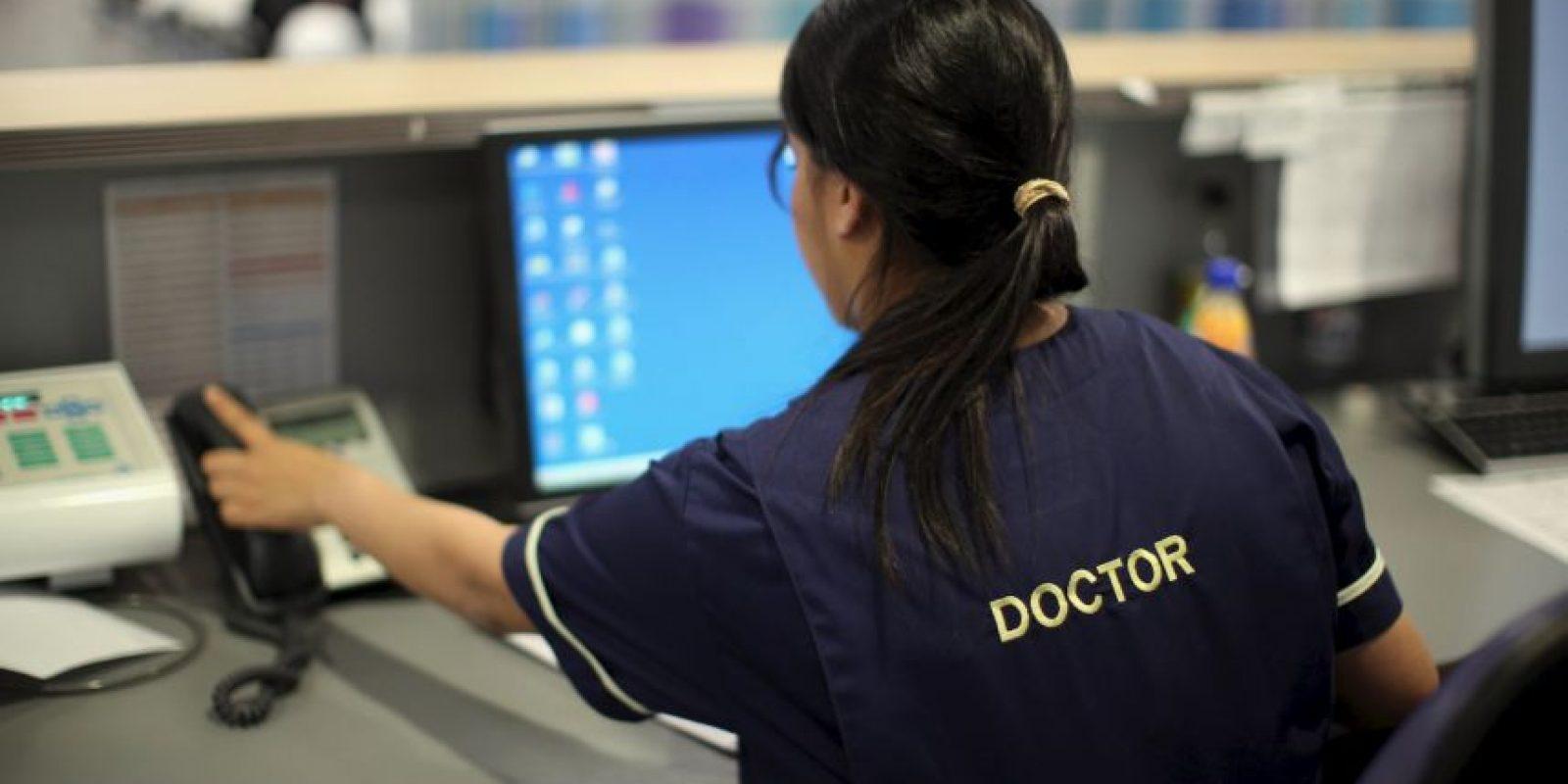3. Factores de riesgo: el médico evaluará los factores de enfermedades como cáncer de próstata, para pasar a la siguiente fase Foto:Getty Images