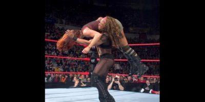 Utilizó su fuerza física para obtener el Campeonato Femenil de la WWE en un par de ocasiones Foto:WWE