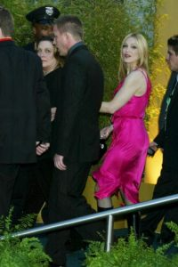 Y este fue su look de 2004 Foto:Getty Images