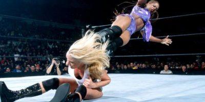 Obtuvo el Campeonato Femenil de la WWE en 1998 Foto:WWE