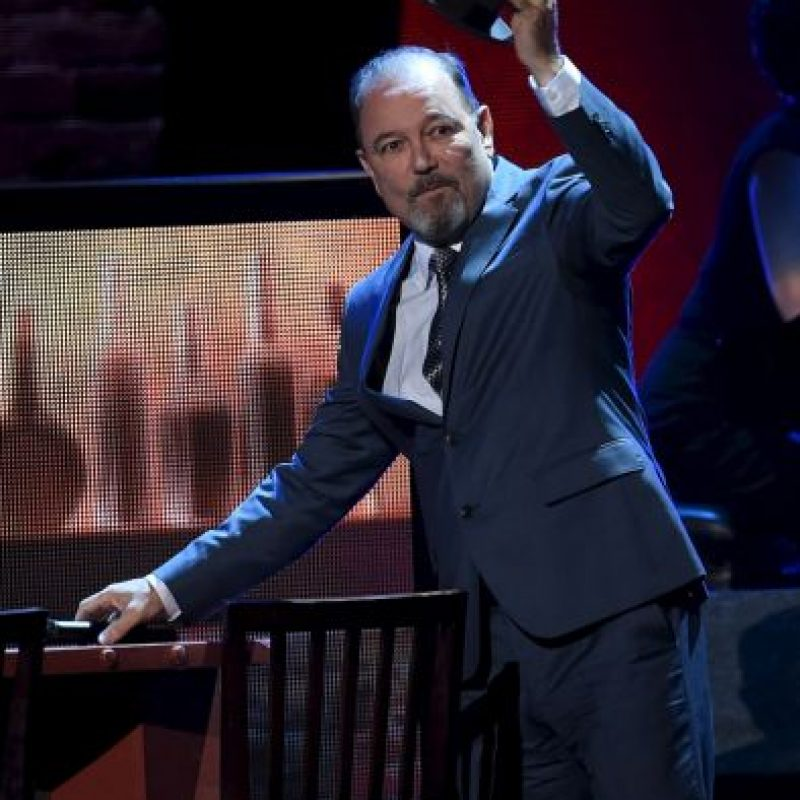 Mejor álbum pop latino: 'Tangos' – Rubén Blades Foto:Getty Images