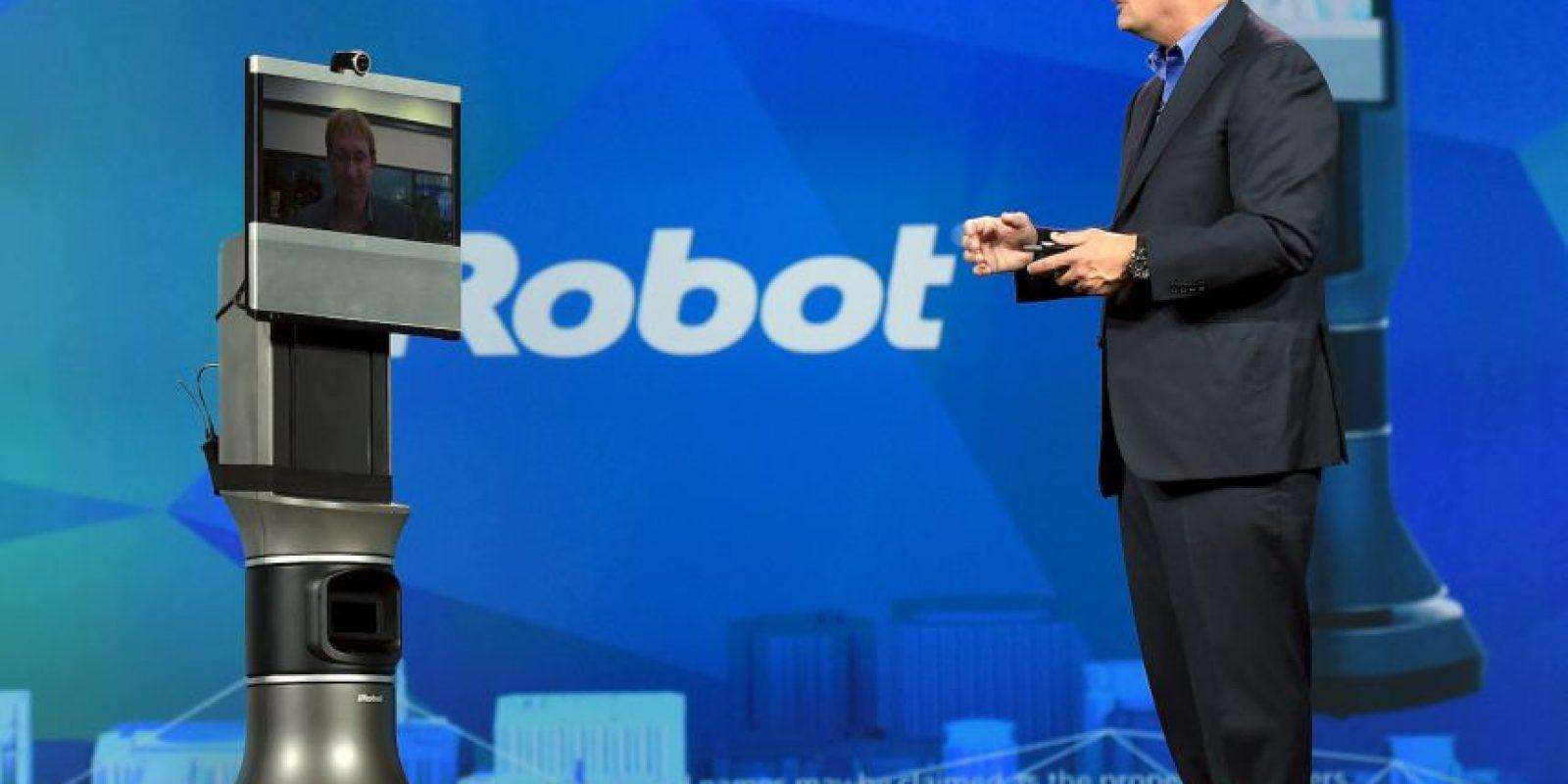 """""""iRobot"""", una nueva experiencia de comunicación Foto:Getty Images"""