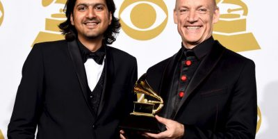 Mejor álbum New Age: 'Winds Of Samsara' – Ricky Kej & Wouter Kellerman Foto: Getty Images