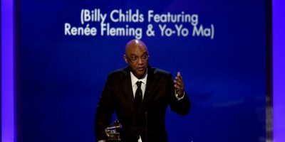 Mejor arreglo instrumental y vocal: 'New York Tendaberry' – Billy Childs Foto: Getty Images