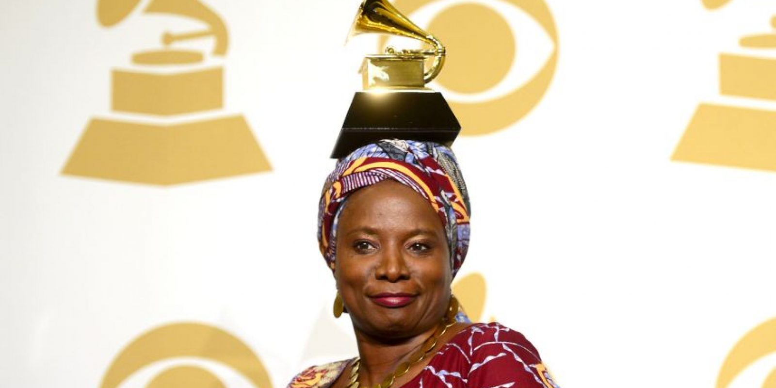 Mejor álbum World Music: 'Eve' – Angélique Kidjo Foto: Getty Images