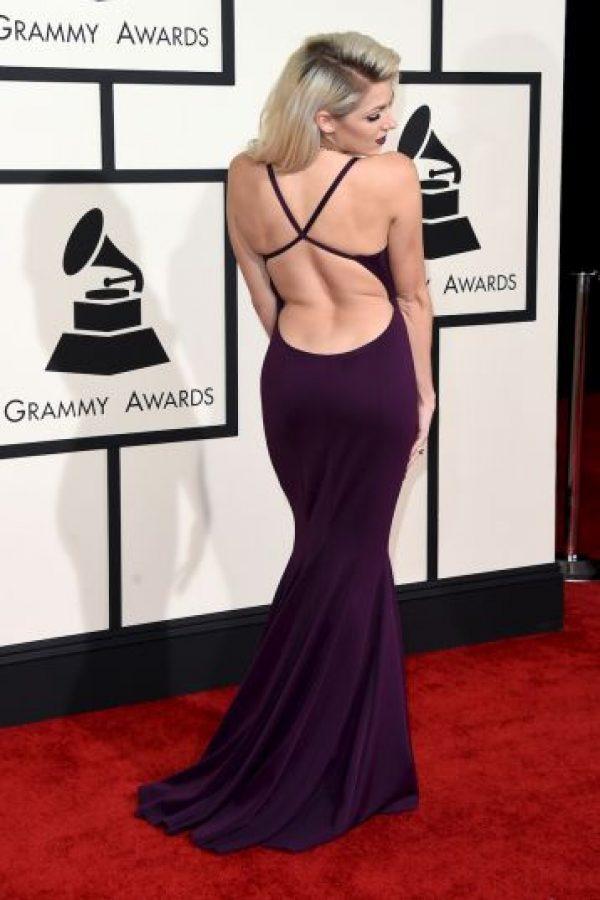 La cantante estadounidense Bonnie McKee Foto:Getty Images