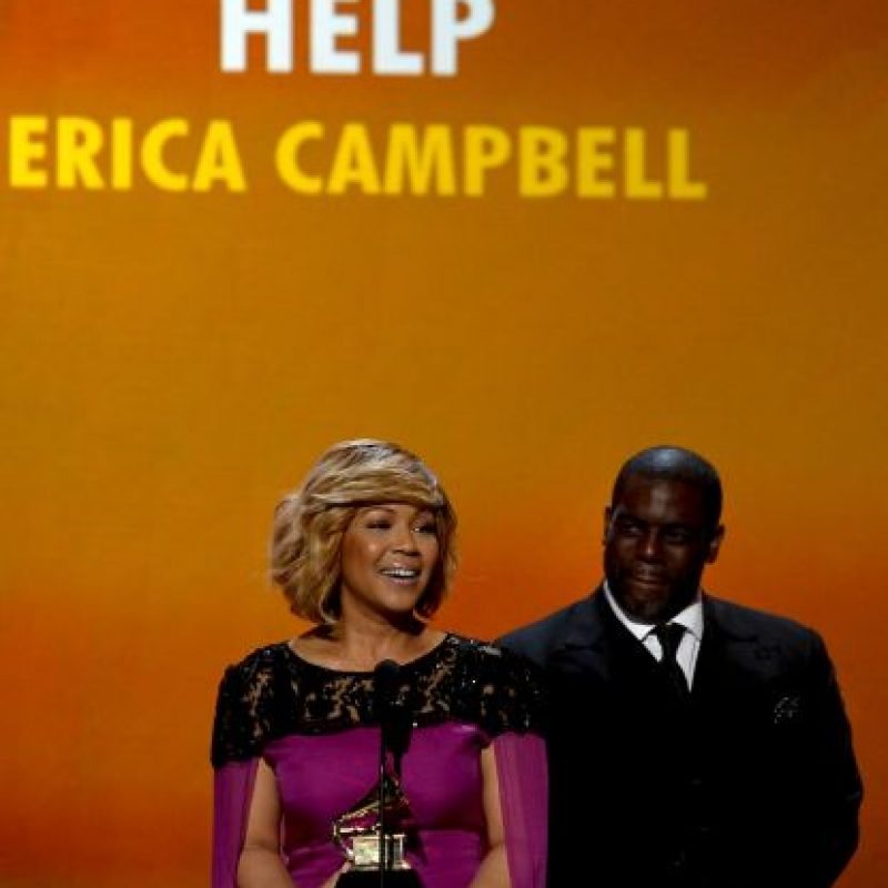 Mejor álbum gospel: 'Help' – Erica Campbell Foto: Getty Images