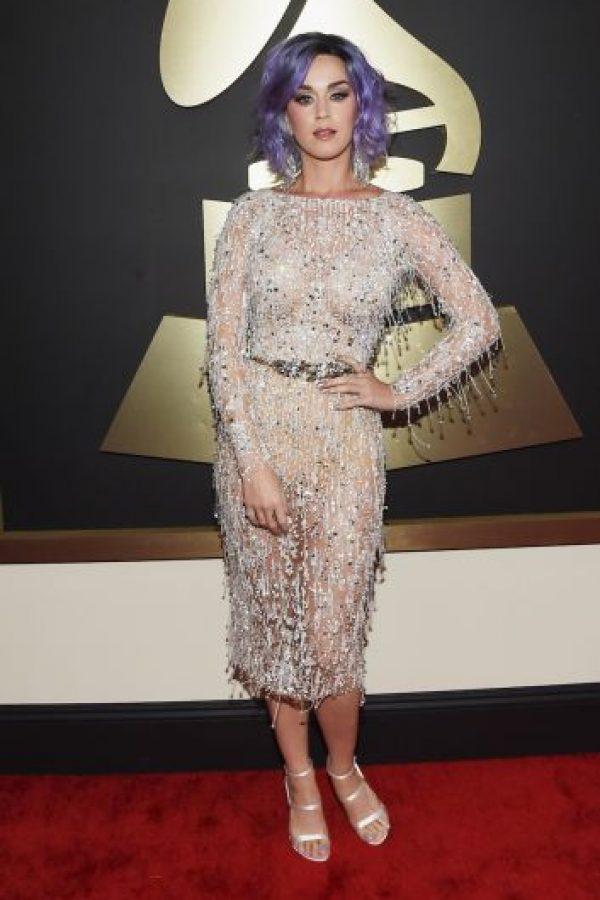 La estadounidense Katy Perry Foto:Getty Images