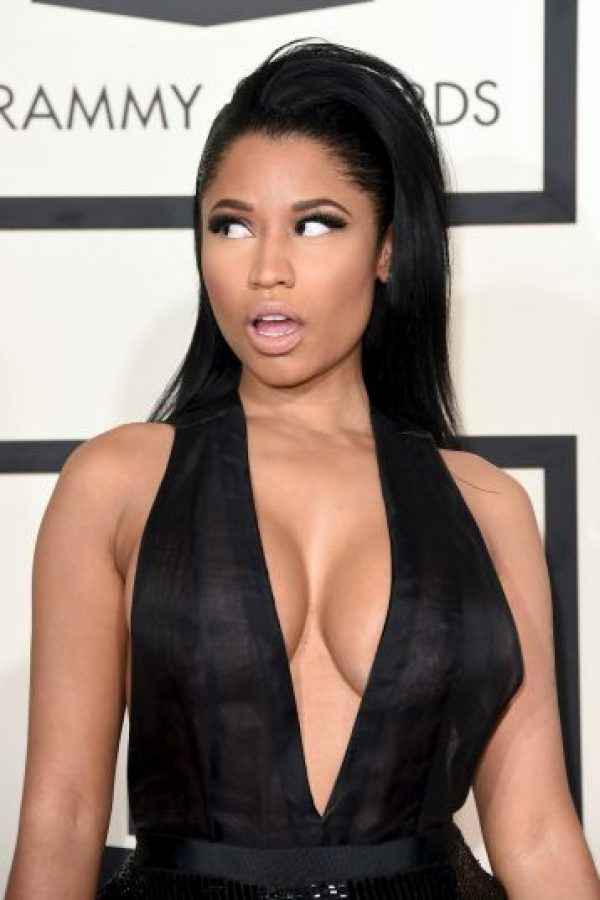La rapera Nicki Minaj Foto:Getty Images