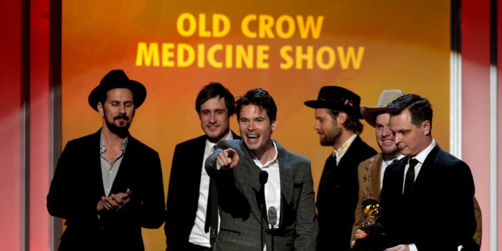 Mejor álbum folk: Remedy – Old Crow Medicine Show Foto: Getty Images