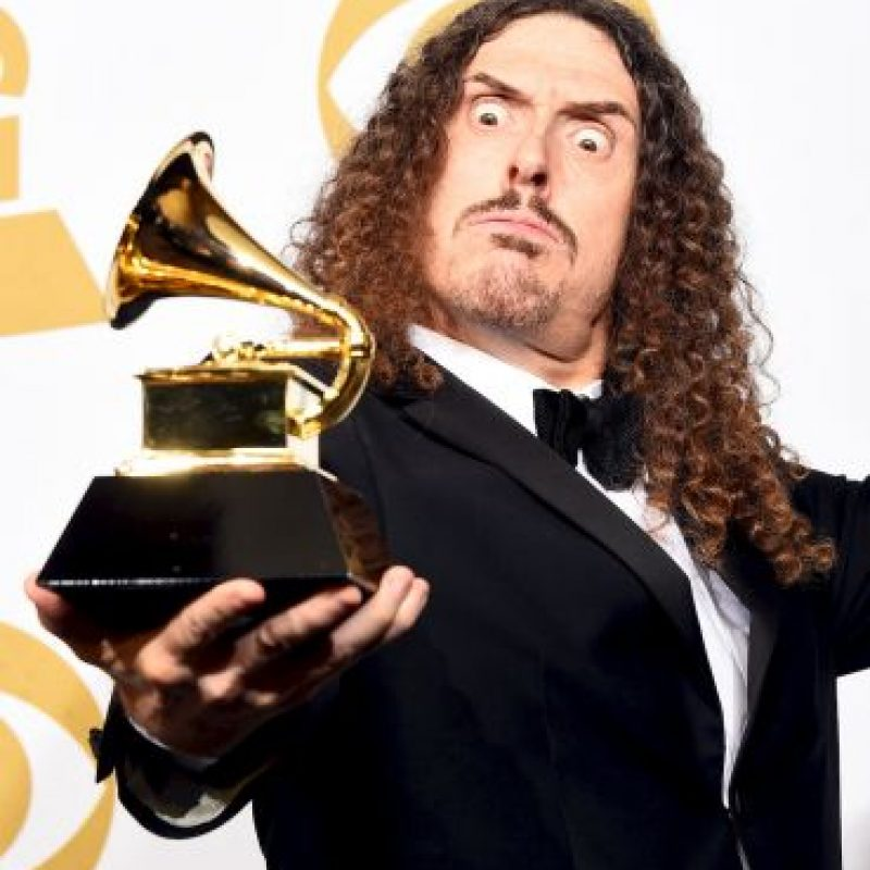 Mejor álbum de comedia: Mandatory Fun – Weird Al Yankovic Foto: Getty Images