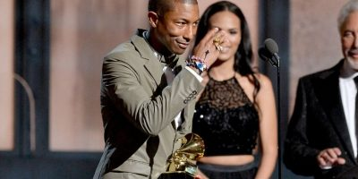 Mejor performance pop solista: 'Happy' (Live) – Pharrell Williams Foto: Getty Images