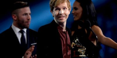 Mejor álbum del año: 'Morning Phase' – Beck Foto: Getty Images