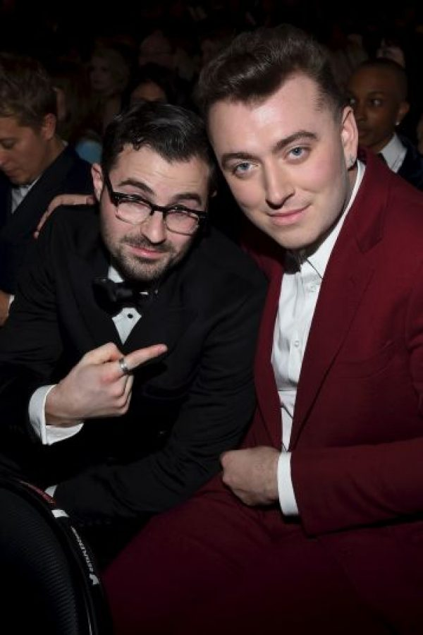 "Grabación de año: Sam Smith – ""Stay With Me (Darkchild Version)"" Foto: Getty Images"