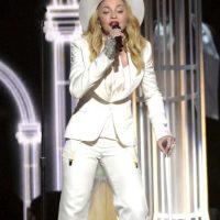 Durante su show en los Grammys dle año pasado Foto:Getty Images