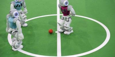 """""""Una nueva versión más elaborada de Inteligencia Artificial podría rediseñarse por su propia cuenta y llegar a ser superior"""", comentó Hawking Foto:Getty Images"""