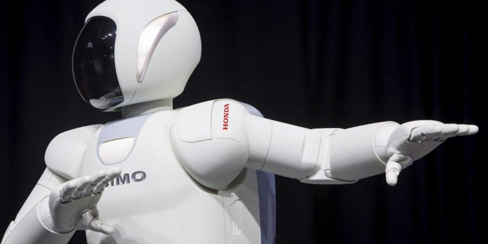 El robot ASIMO, creado por Honda Foto:Getty Images