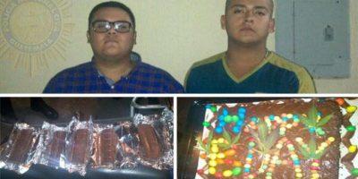 Hicieron pastel y chocolates con supuesta marihuana