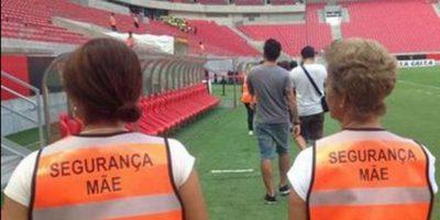 En el duelo entre Recife y Náutico Foto:Twitter: @sportrecife