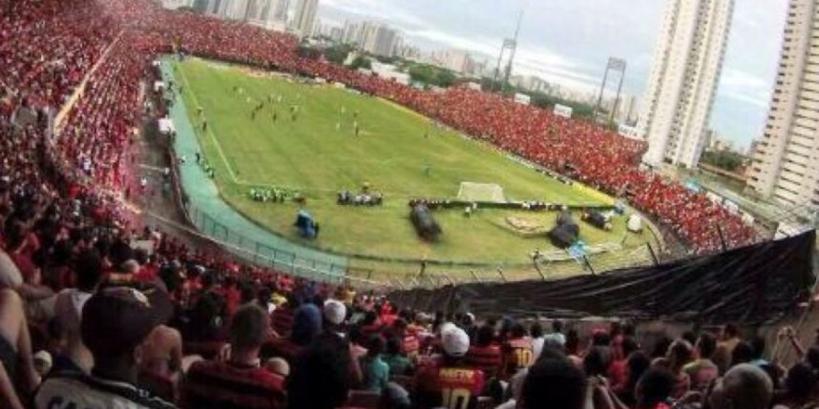 Se trata del Sport Club do Recife Foto:Twitter: @sportrecife