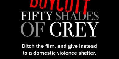 """Activistas piden no ver """"50 Sombras de Grey"""" y evitar la violencia doméstica"""