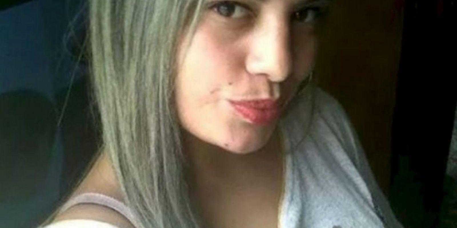 Ella también era experta en robo. Tenía 11 años de vida delictiva. Pensaba huir a Alemania. Foto:Facebook