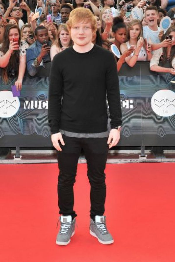Le gusta Sam Smith y Passenger. Foto:Getty Images