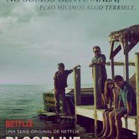 El cartel oficial de la serie. Foto:Bloodline / Netflix