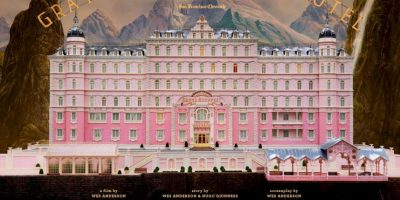 Mejor score para medio visual: 'The Grand Budapest Hotel'
