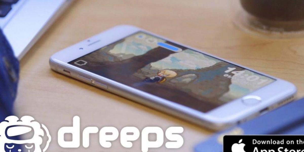 Dreeps transforma el despertador de su iPhone en un juego de rol