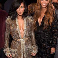 Supuestamente Beyonce odiaba a Kim Kardashian. Foto:Getty Images