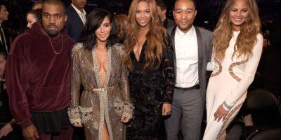 Este aconsejó a Beyonce no rechazar a la diva para no enturbiar su relación con Kanye West. Eso parece superado. Foto:Getty Images