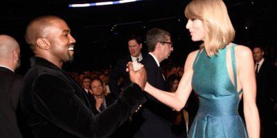 Este interrumpió a Swift en su discurso de aceptación en 2009 en los VMA's. Foto:Getty Images