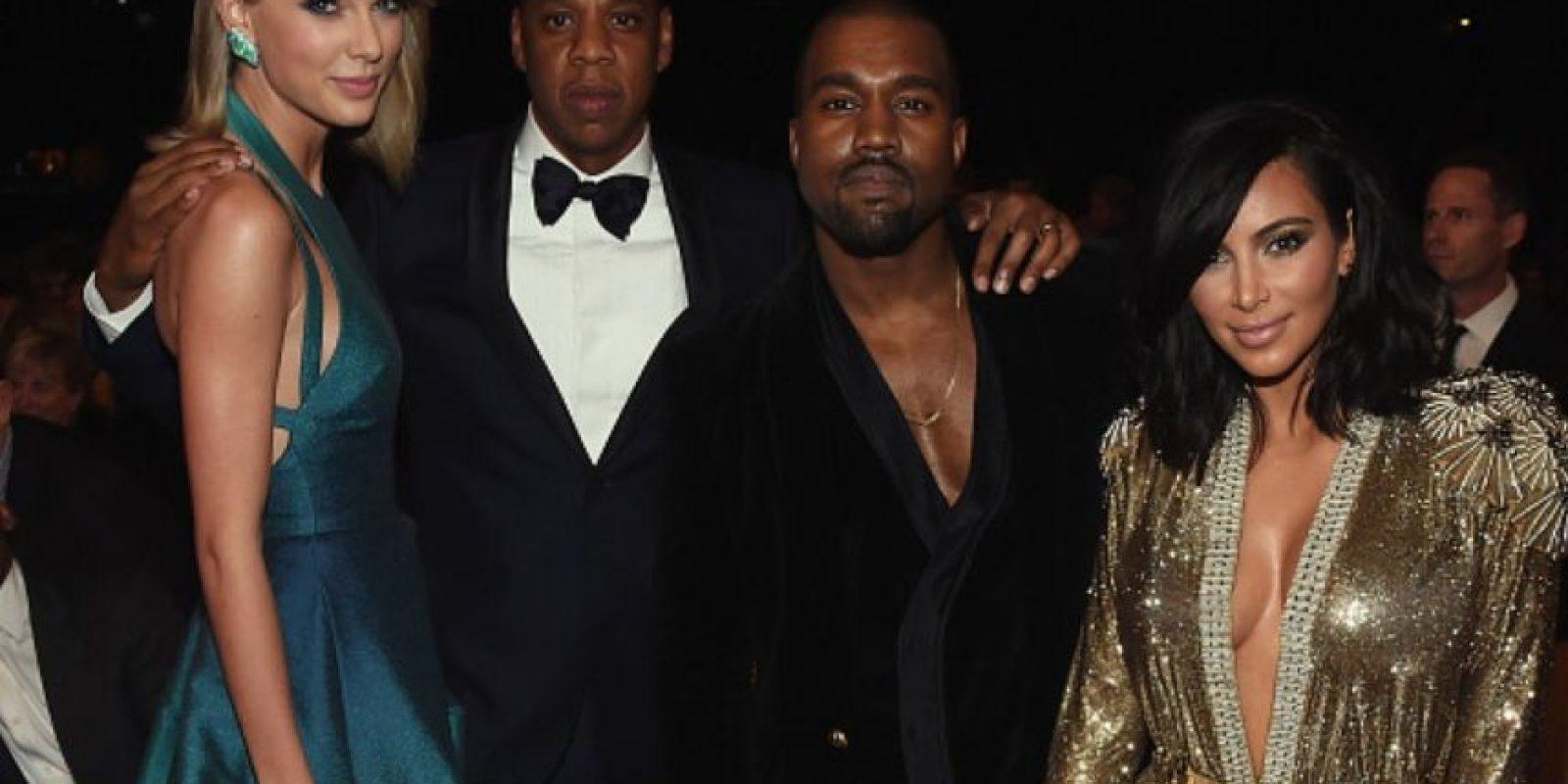 Luego salieron rumores de que West no comprendía por qúe ella tenía éxito. Foto:Getty Images
