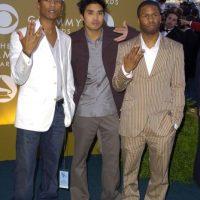 Pharrell, en 2004. Normal. Foto:Getty Images