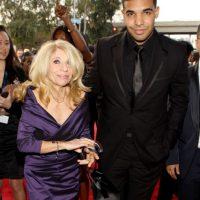 Drake, muy formal en 2010 Foto:Getty Images