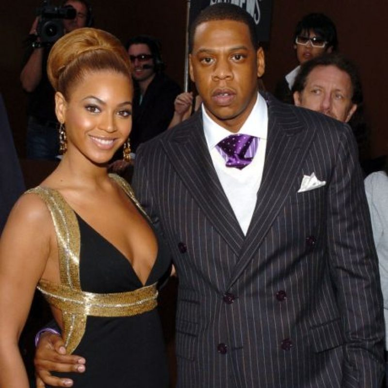 Jay Z antes. Foto:Getty Images