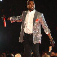 En 2009, en escenario. Foto:Getty Images