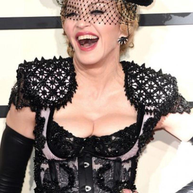 """Madonna, como torera dominatrix salida de """"Xena, la princesa guerrera"""" Foto:Getty Images"""