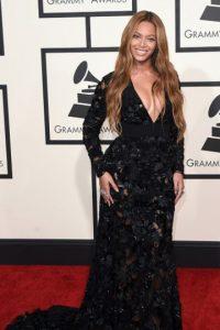 Beyonce, también como Morticia Addams. Foto:Getty Images