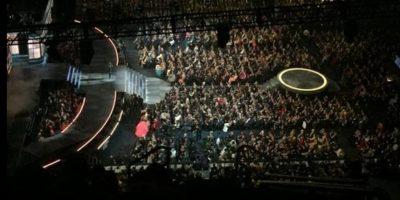 Se encuentra fácil en los Grammy Foto:Twitter