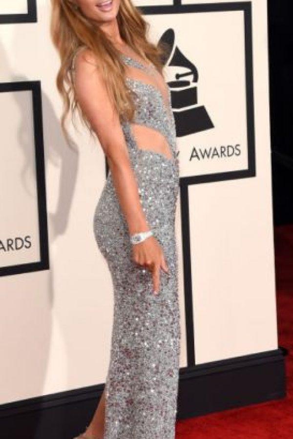 Lo mismo hizo Paris Hilton. Foto:Getty Images