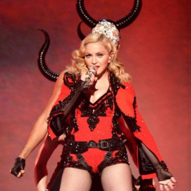 Una donde dejó claro por qué seguía siendo la reina del pop. Foto:Getty Images