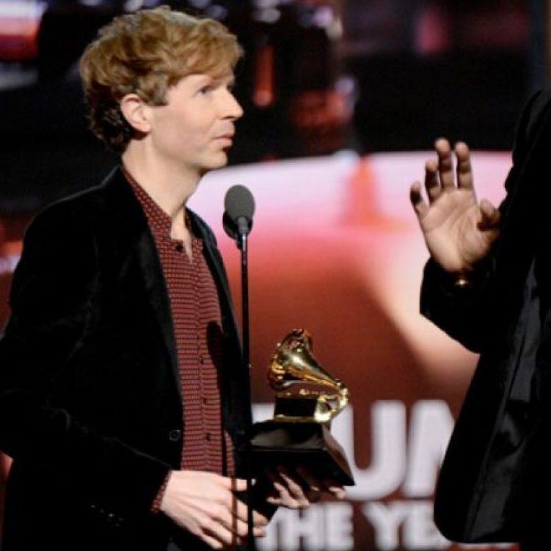 """En entrevista para Us Weekly, Beck afirmó que """"No podía complacer a todos y que estaba bien que lo dijera"""". Foto:Getty Images"""