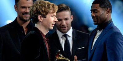 """""""Pienso que Kanye es un genio"""", afirmó. Foto:Getty Images"""