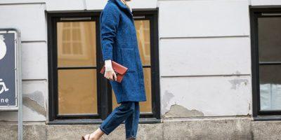 Todos los ojos puestos en la pasarela, y en la blogger Camille Charrière