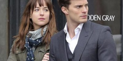"""FOTOS. """"50 Shades Of Grey"""" tendrá una segunda y tercera parte"""