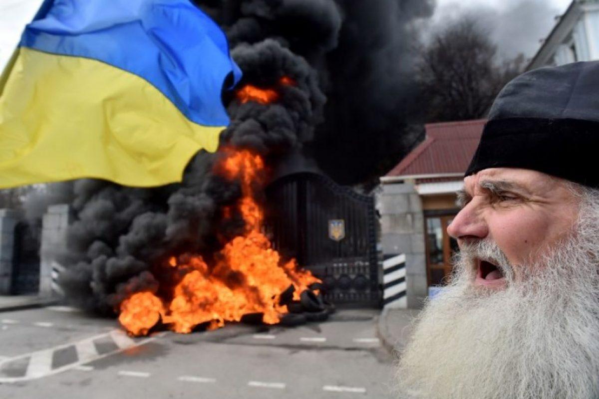 El conflicto ha cobrado la vida de más de 50 mil personas, de acuerdo a observadores de derechos humanos Foto:AFP