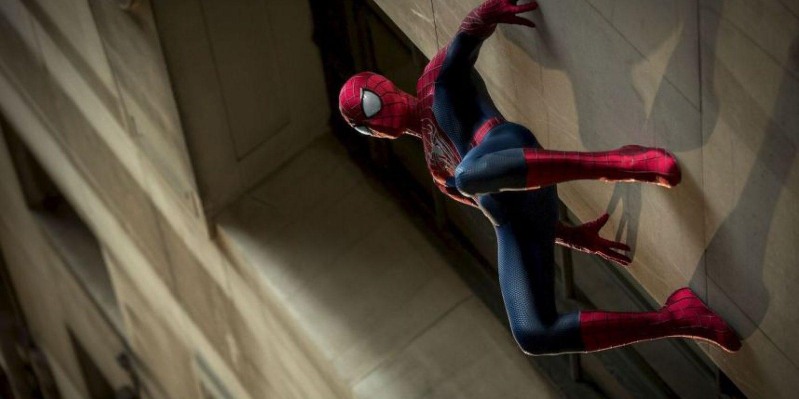 Foto:Facebook/Spiderman